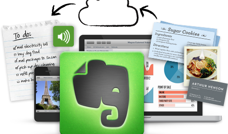 hero evernote4d4f - Is Your Life Full of Clutter? Organize Your Life With Evernote!