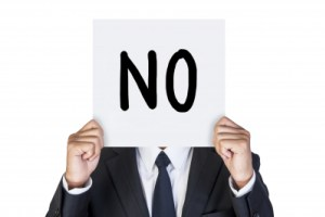 "No Sign Heade33d - Don't Be Afraid to Say ""No"" to Your Boss"